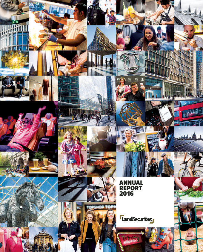 Land Securities Group Plc   annual report