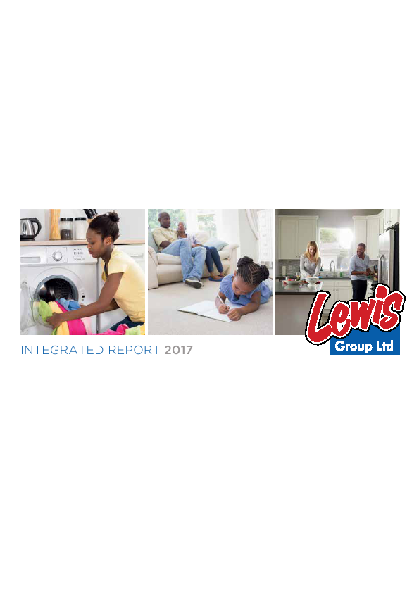 Lewis Group   annual report