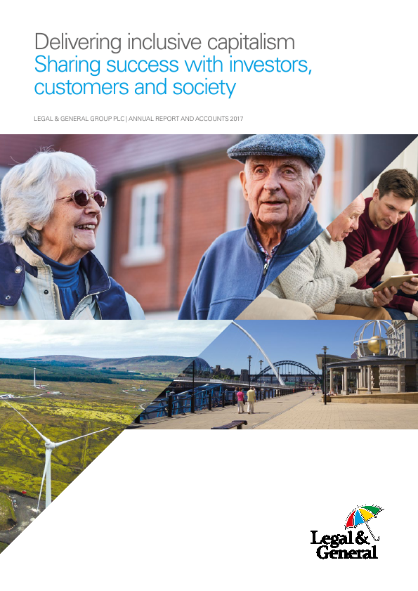 Legal & General Group   annual report