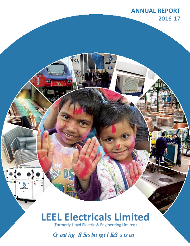 Lloyd Electric & Engineering   annual report
