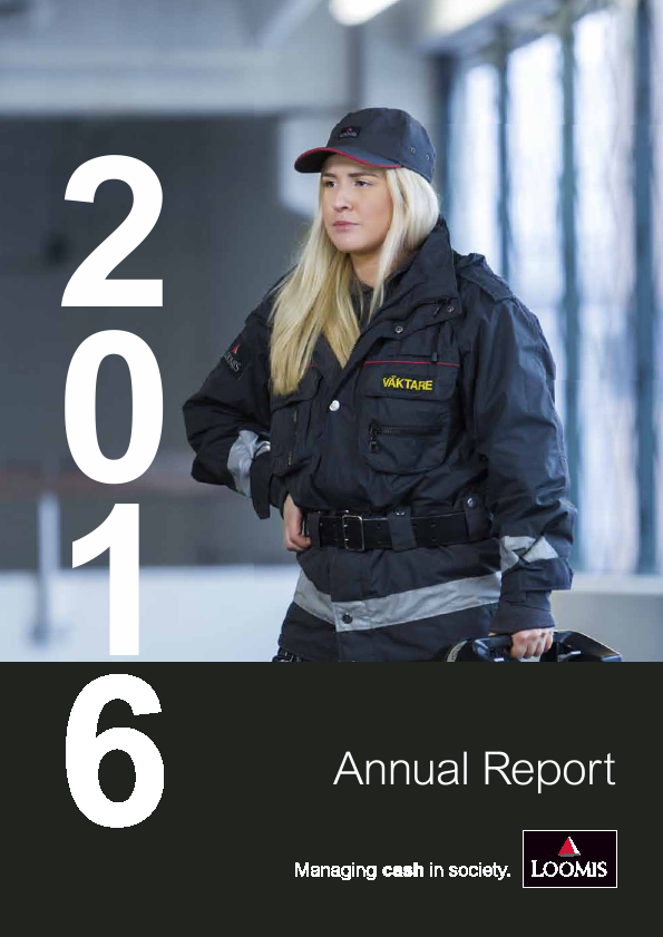 Loomis   annual report