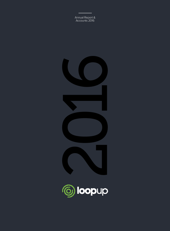 Loopup Group   annual report