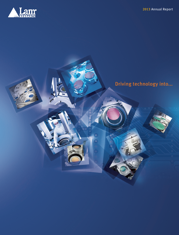 Lam Research Corporation   annual report