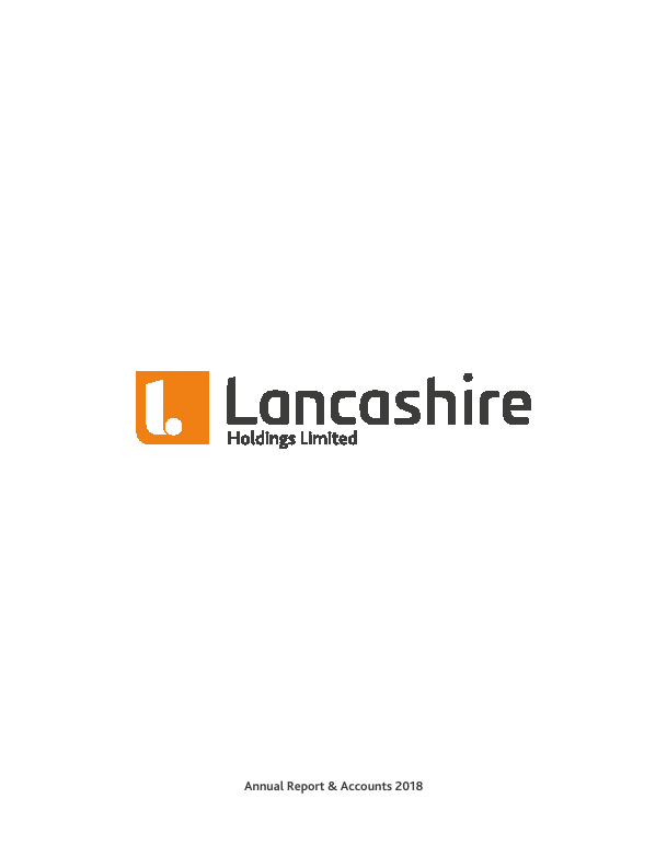 Lancashire Holdings   annual report