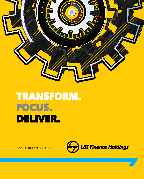 L&T Finance Holdings   annual report