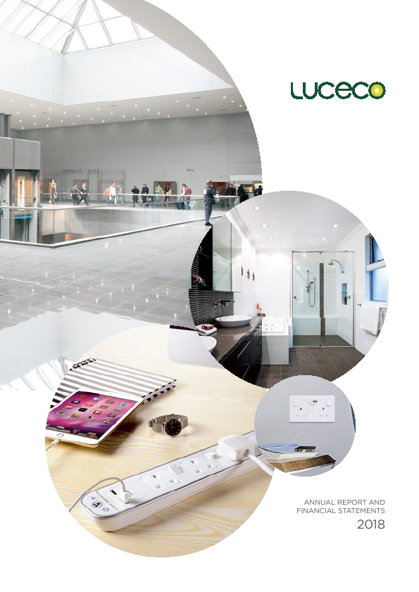 Luceco   annual report