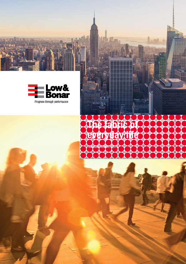 Low & Bonar Plc   annual report