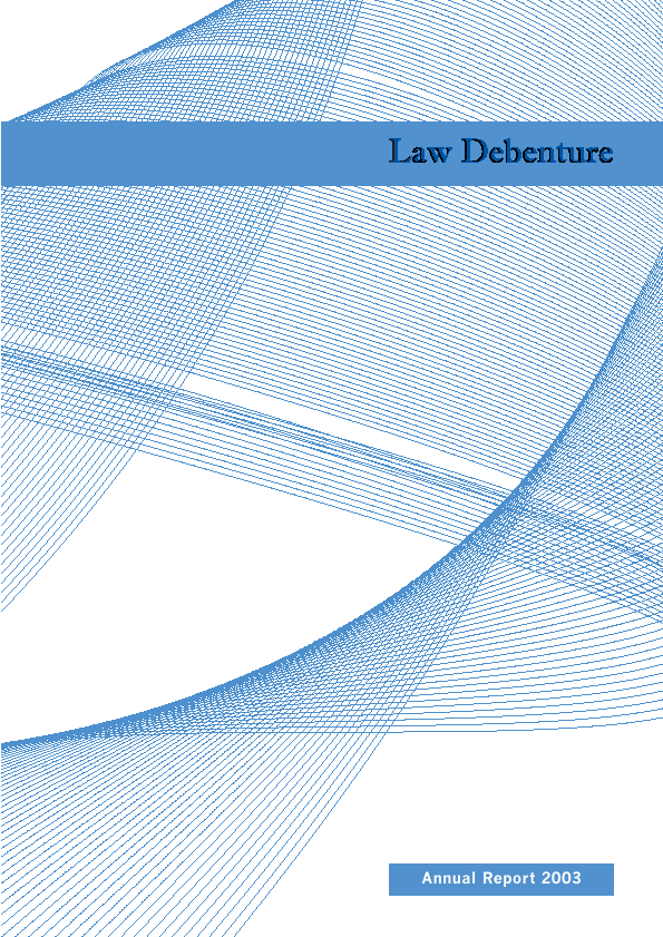 Law Debenture Corp   annual report