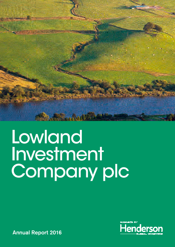 Lowland Investment Co   annual report