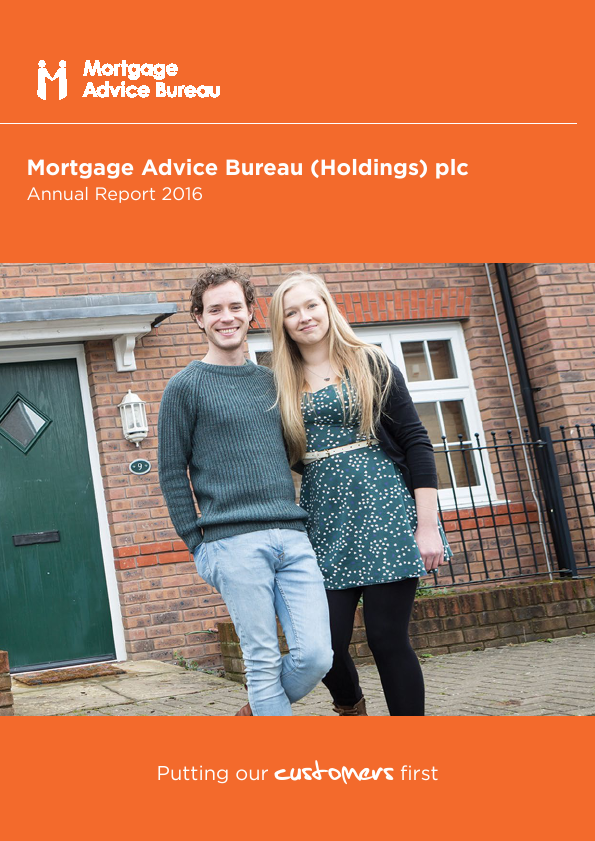 Mortgage Advice Bureau (Holdings)   annual report