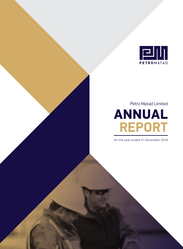 Petro Matad   annual report