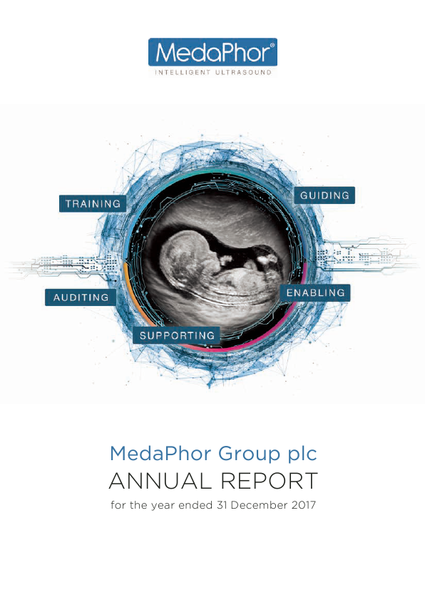 Medaphor Group Plc   annual report