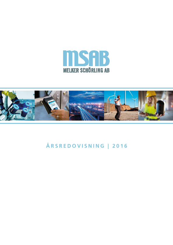 Melker Schörling   annual report