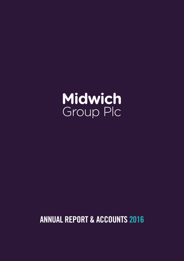 Midwich Group   annual report