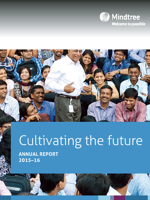 MindTree   annual report