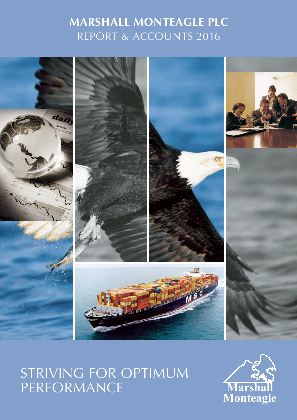 Marshall Monteagle   annual report