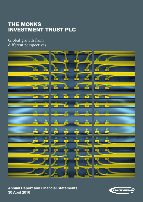Monks Investment Trust   annual report