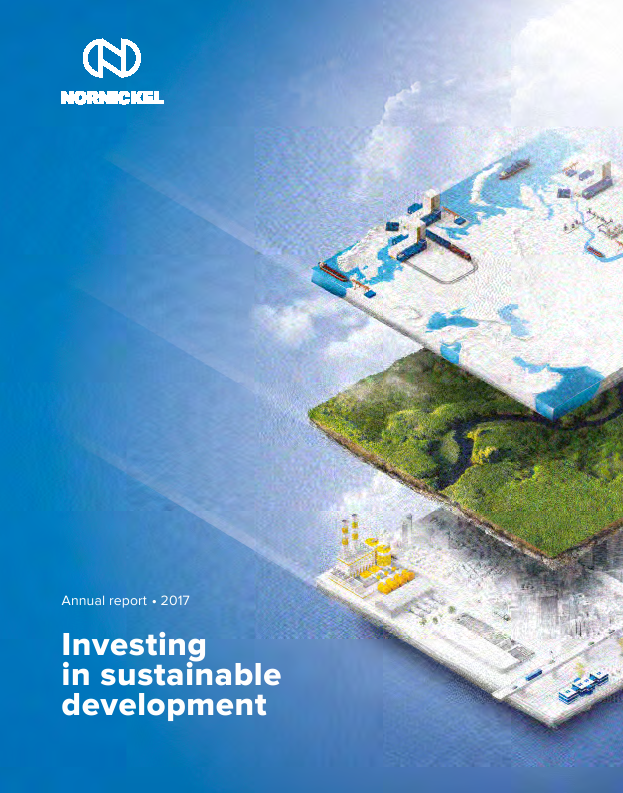 Norilsk Nickel   annual report