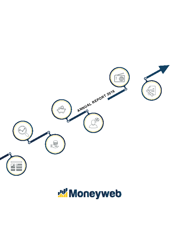 Moneyweb Holdings   annual report