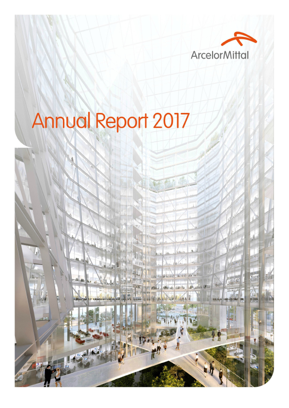 ArcelorMittal   annual report