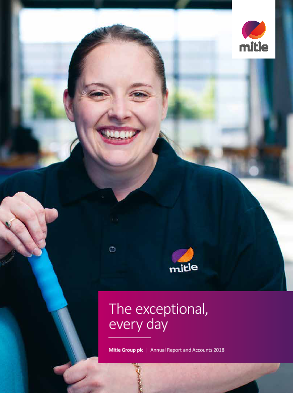 Mitie Group   annual report