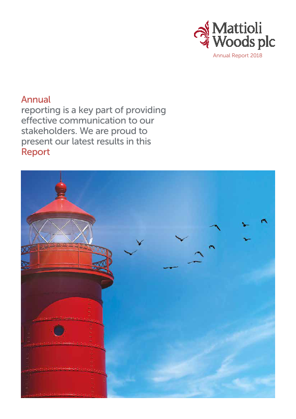 Mattioli Woods   annual report