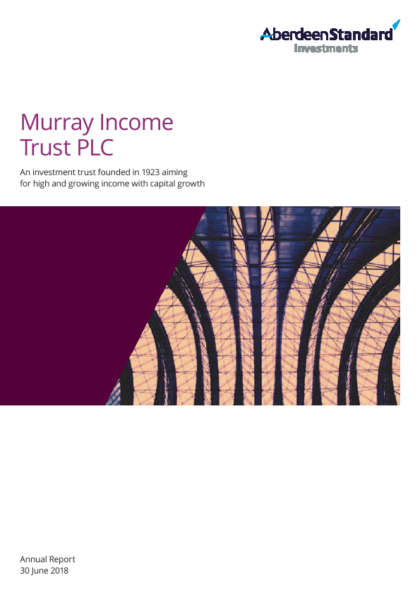 Murray Income Trust   annual report