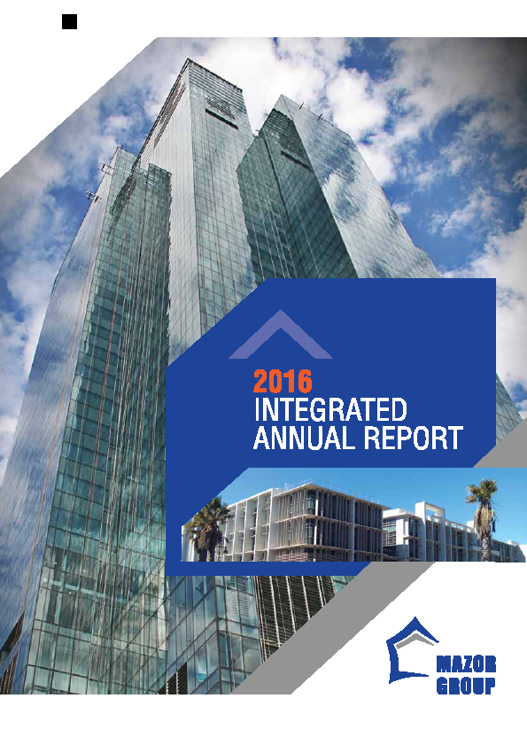Mazor Group   annual report