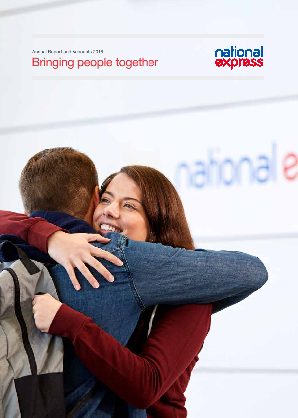 National Express Group   annual report