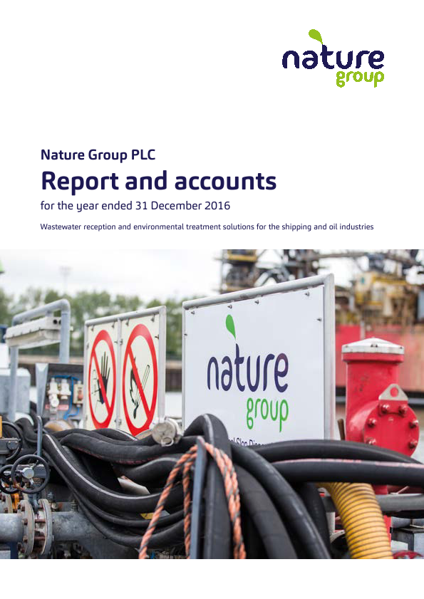 Nature Group Plc   annual report