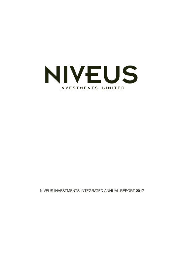 Niveus Investments   annual report