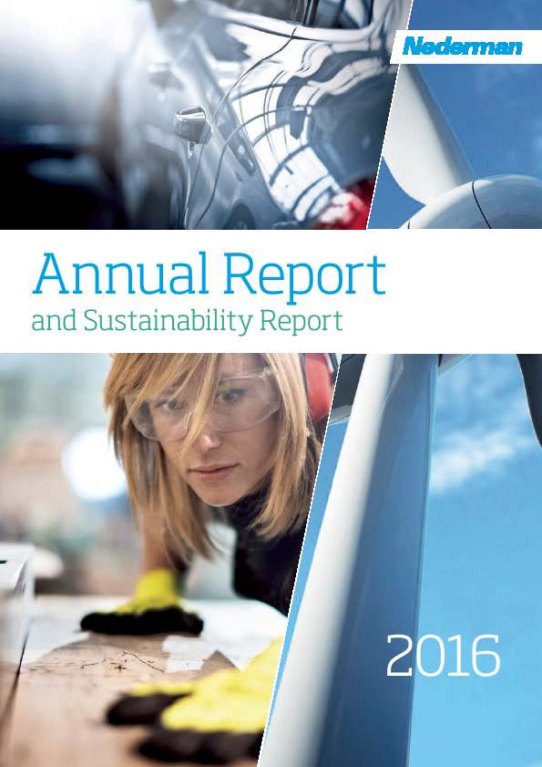 Nederman Holding   annual report