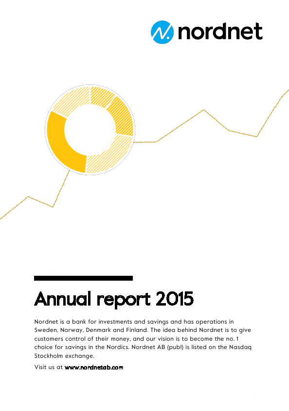 Nordnet   annual report