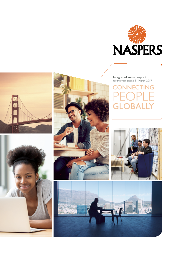 Naspers   annual report
