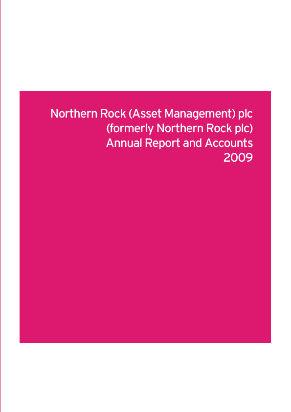 Northern Rock   annual report