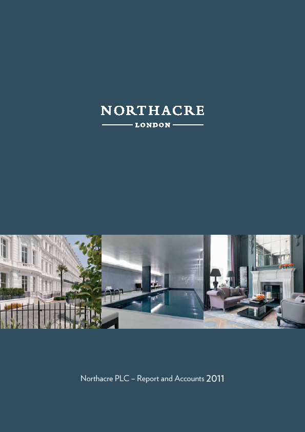 Northacre   annual report