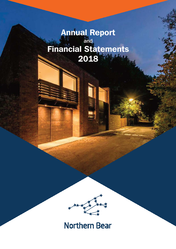 Northern Bear Plc   annual report
