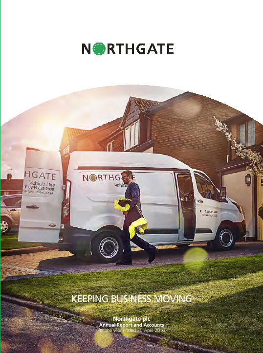 Northgate Plc   annual report