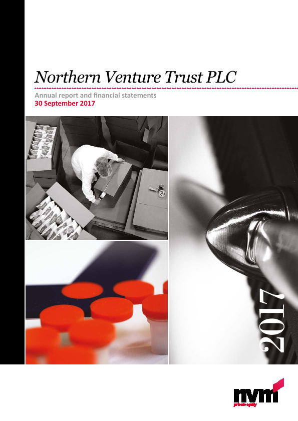 Northern Venture Trust   annual report