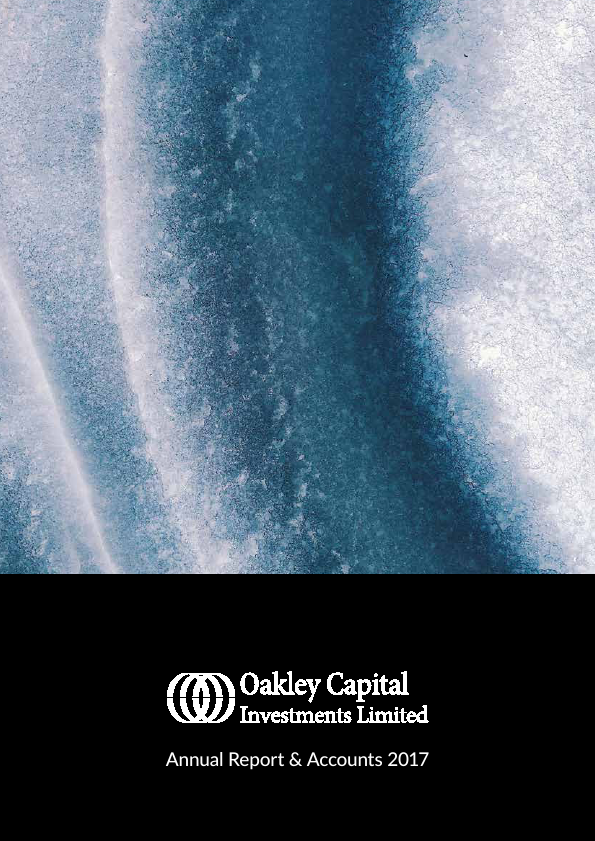 Oakley Capital Investments   annual report
