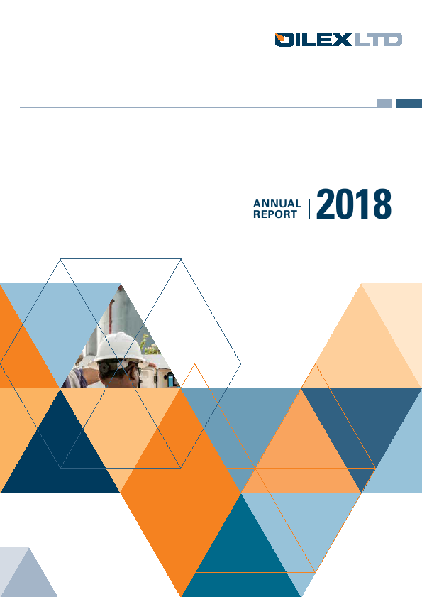 Oilex   annual report