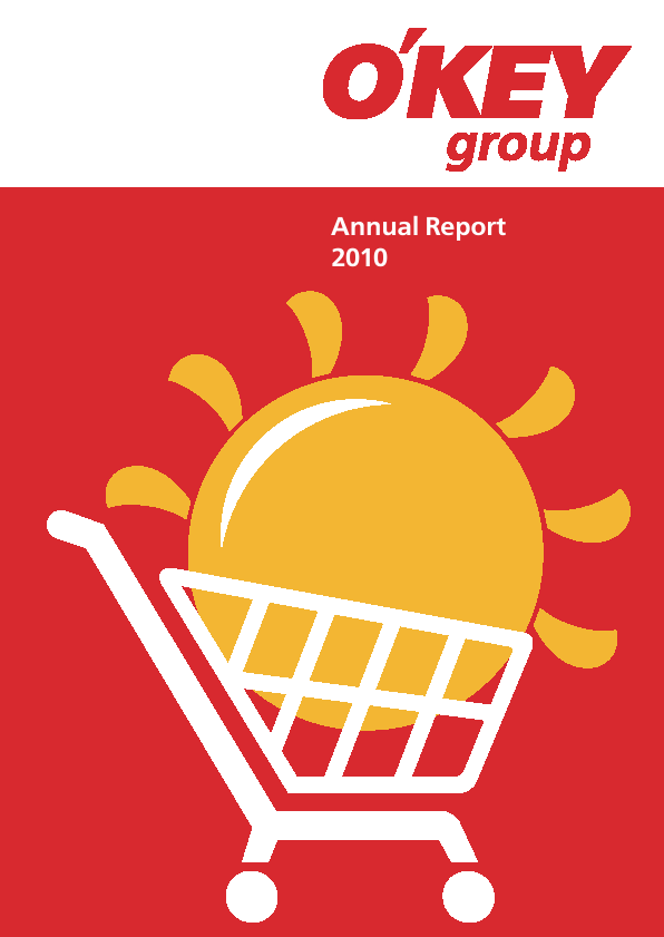 O'key Group SA   annual report