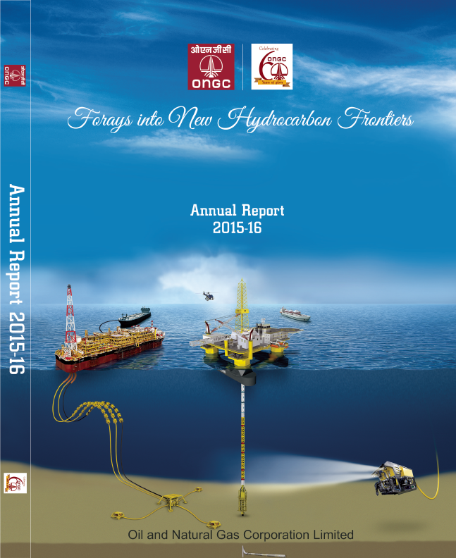 Oil and Natural Gas Corporation   annual report