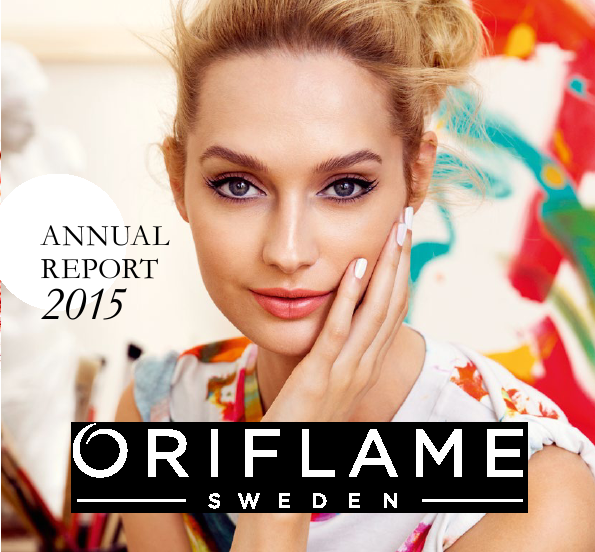 Oriflame Holding   annual report