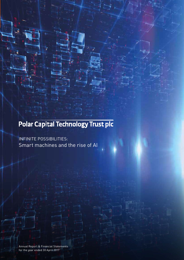 Polar Capital Technology Trust   annual report