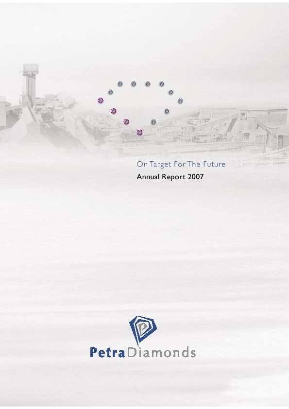 Petra Diamonds   annual report