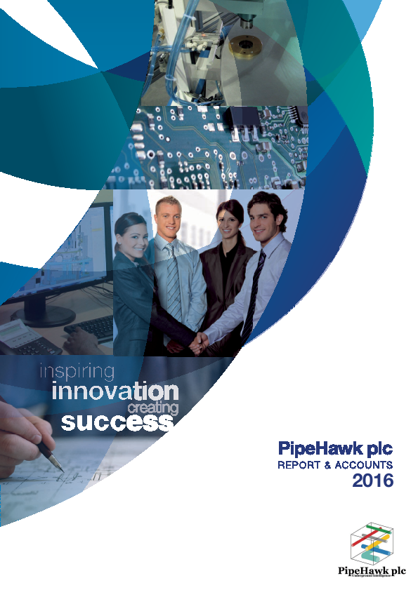 Pipehawk   annual report