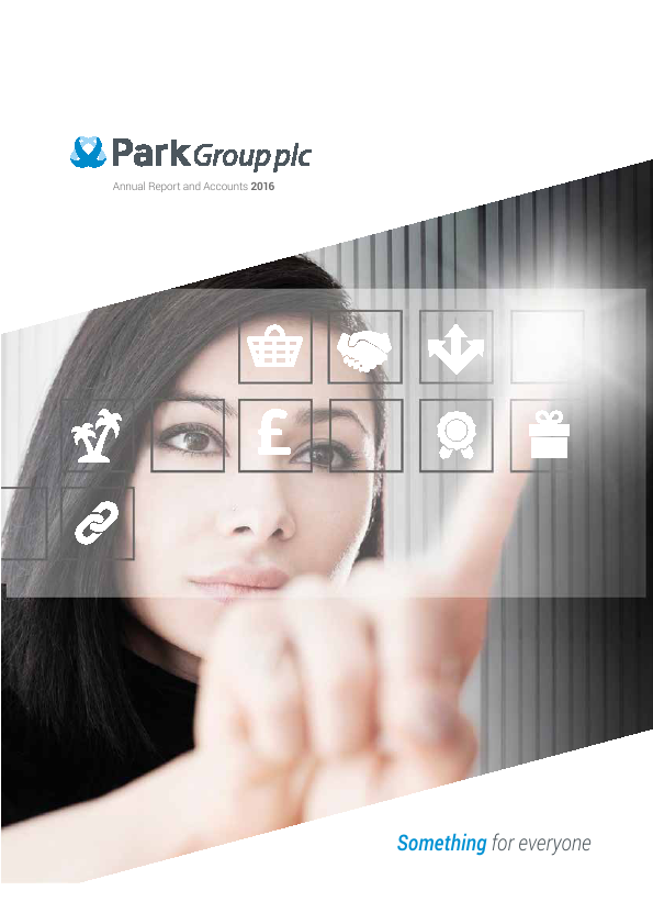 Park Group   annual report