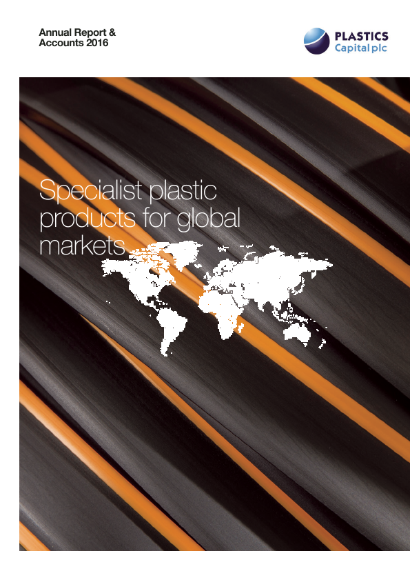 Plastics Capital Plc   annual report