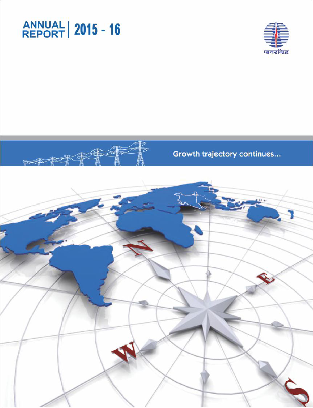 Power Grid Corporation of India   annual report